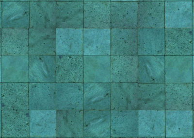 Sukambi green swimming floor tiles   Bawa Pools